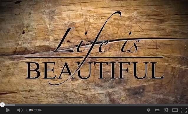 Flexter koks in tv programma Life is Beautiful op rtl4